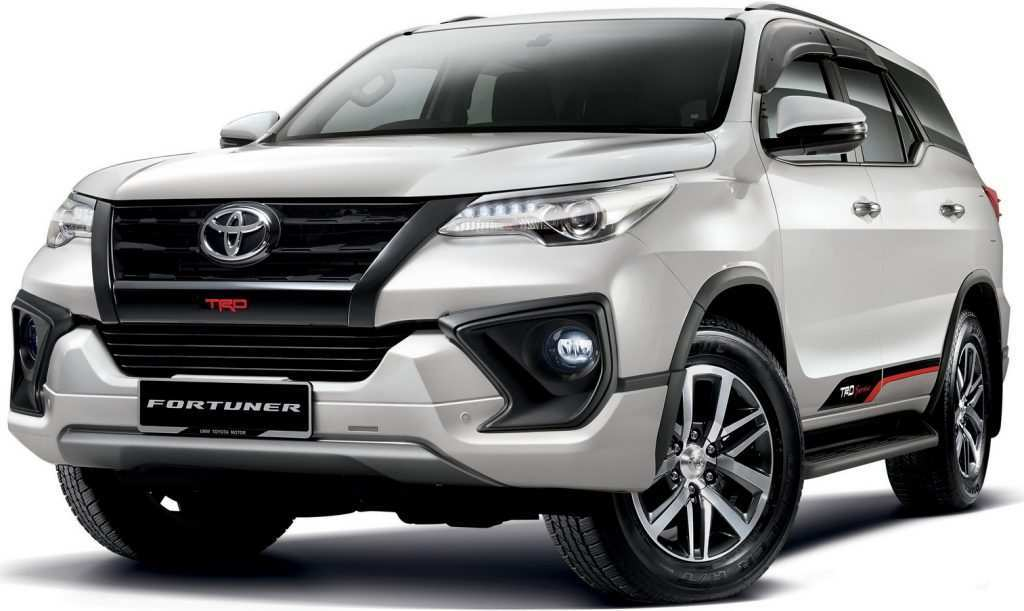 44 All New Toyota Fortuner 2020 Facelift Spy Shoot by Toyota Fortuner 2020 Facelift