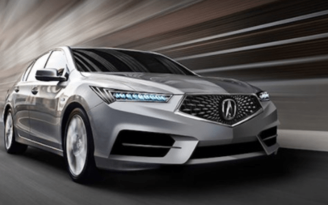44 Best Review 2020 Acura RLX Redesign and Concept by 2020 Acura RLX