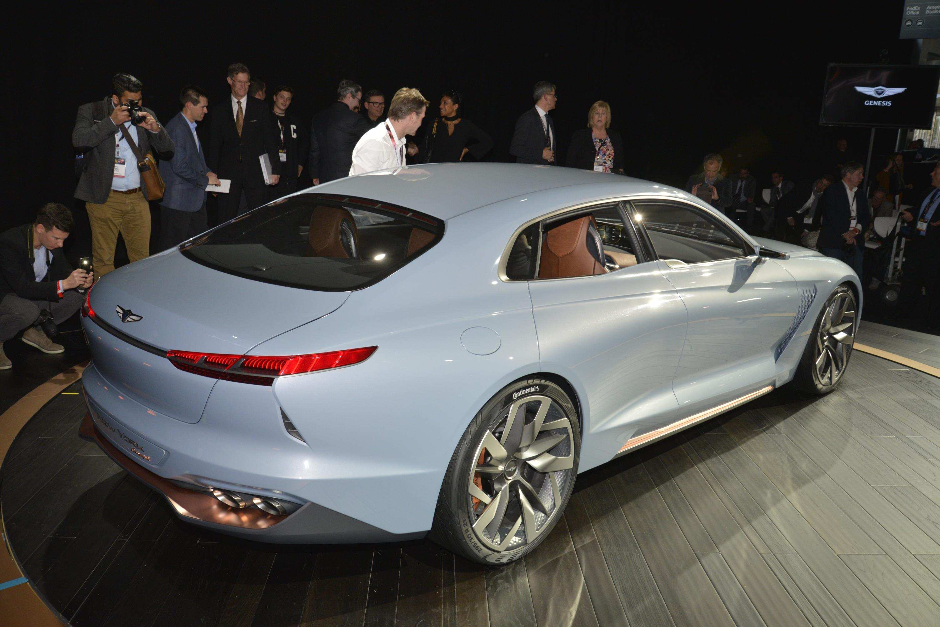 44 Best Review 2020 Hyundai Genesis Exterior and Interior by 2020 Hyundai Genesis