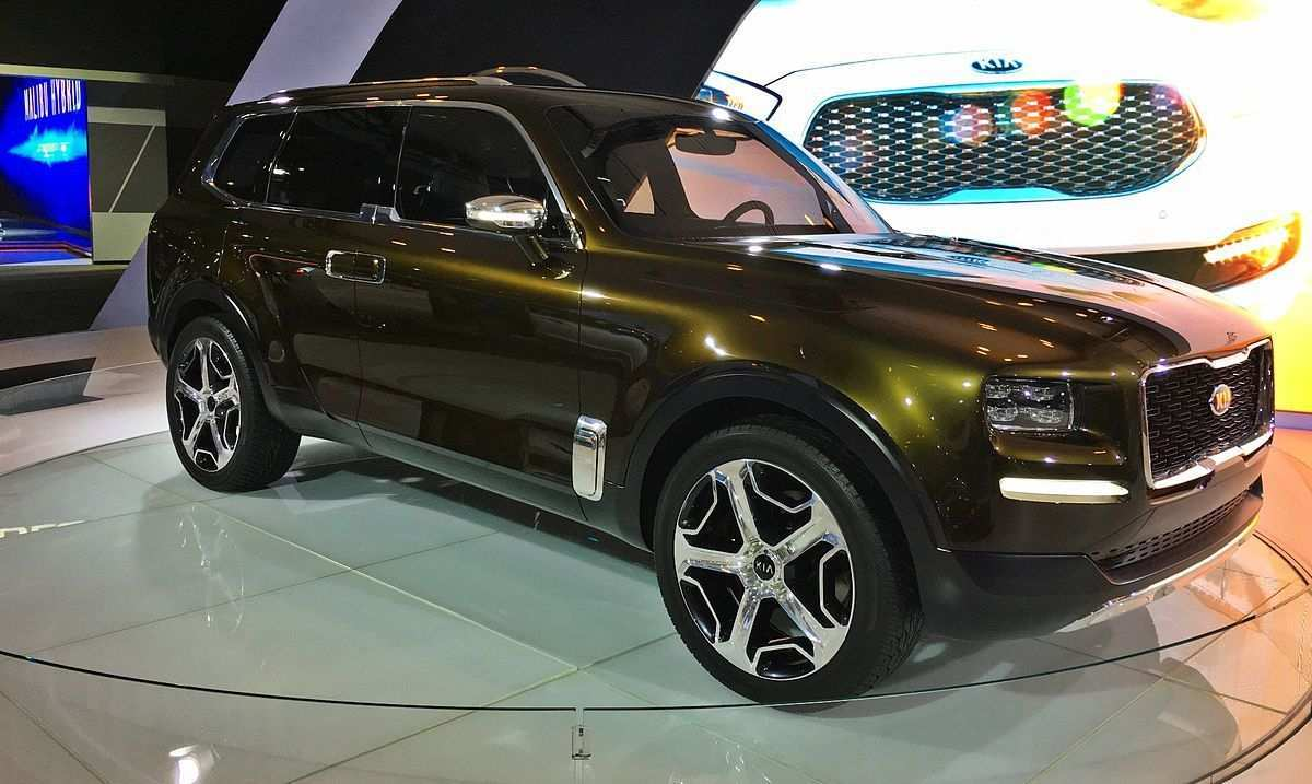 44 Best Review 2020 Kia Telluride Exterior Date Style by 2020 Kia Telluride Exterior Date