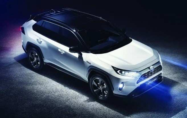 44 Best Review 2020 Toyota RAV4 Interior with 2020 Toyota RAV4