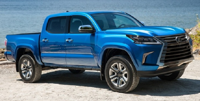 44 Best Review Lexus Truck 2020 Speed Test for Lexus Truck 2020