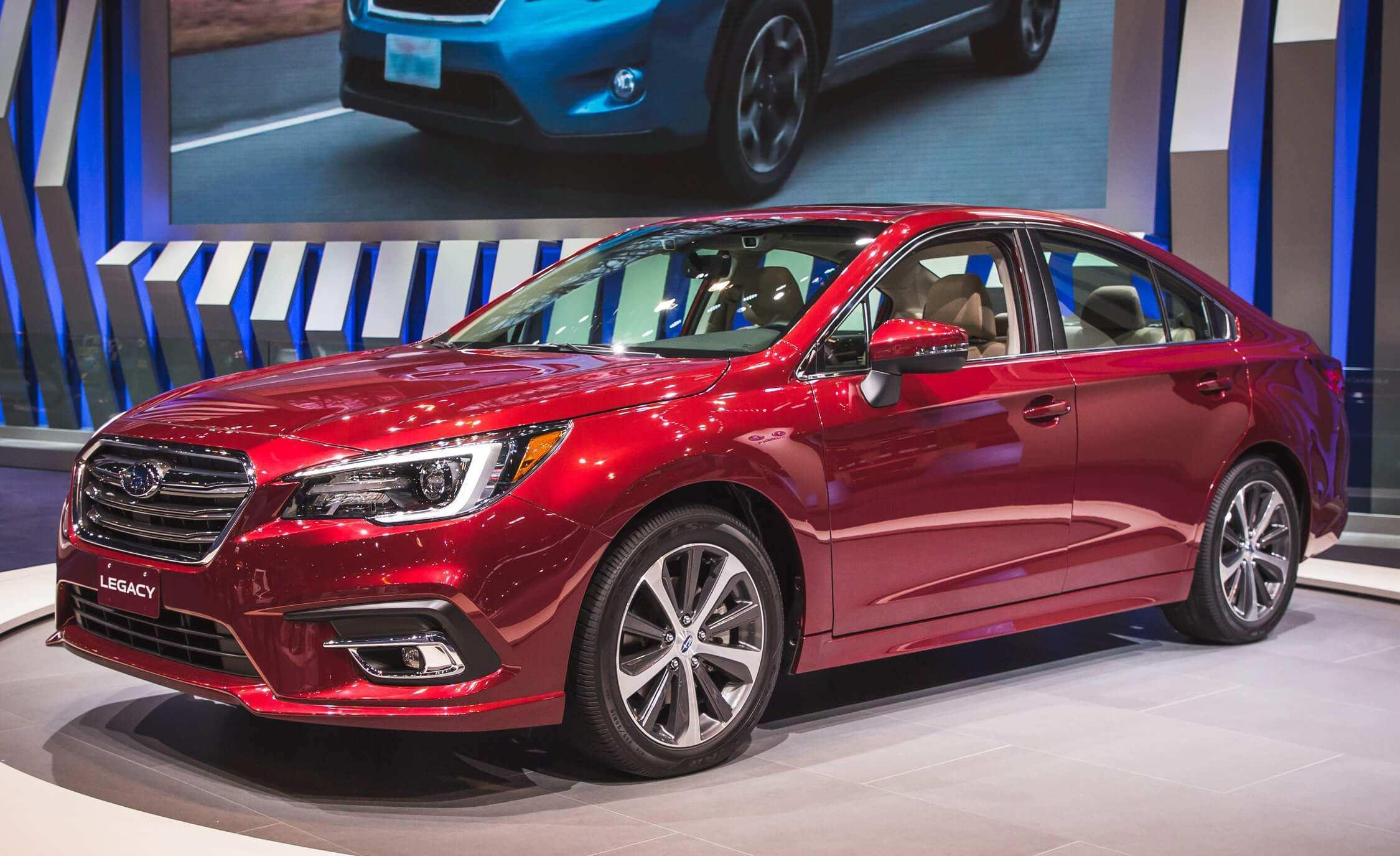 44 Best Review Subaru 2020 Exterior Redesign and Concept for Subaru 2020 Exterior