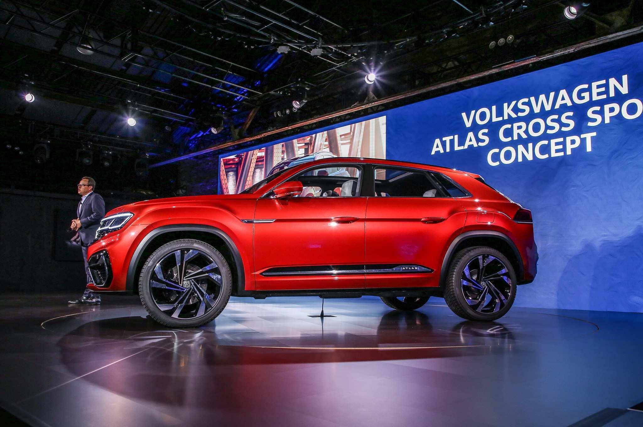 44 Best Review Volkswagen Atlas 2020 History for Volkswagen Atlas 2020