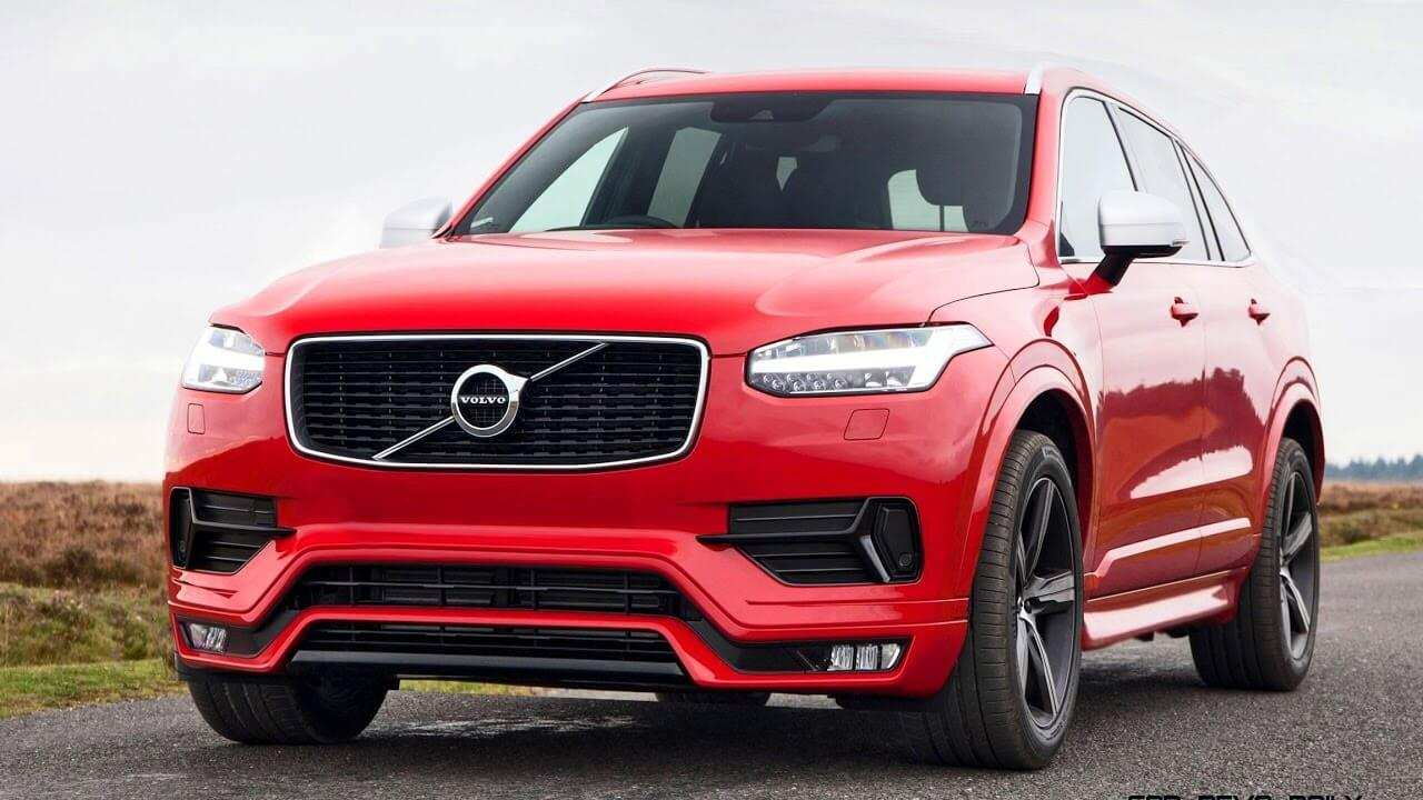 44 Best Review Volvo Xc90 2020 New Concept History for Volvo Xc90 2020 New Concept