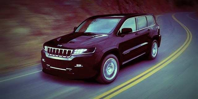 44 Concept of 2020 Jeep Grand Cherokee Diesel First Drive for 2020 Jeep Grand Cherokee Diesel