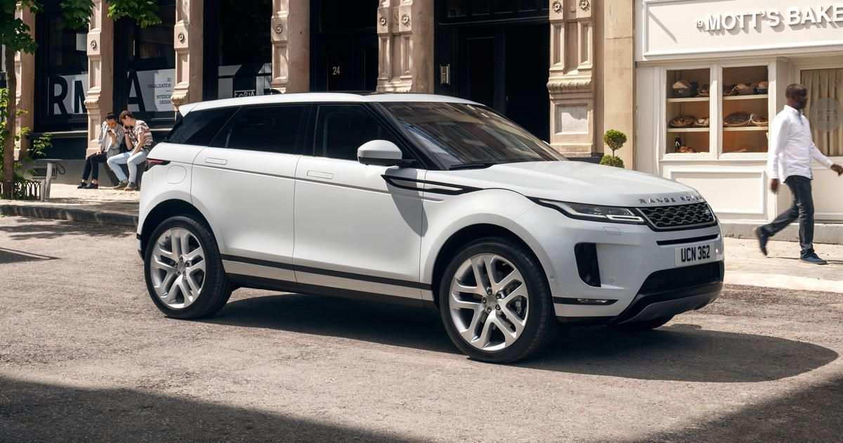44 Concept of 2020 Range Rover Evoque History for 2020 Range Rover Evoque