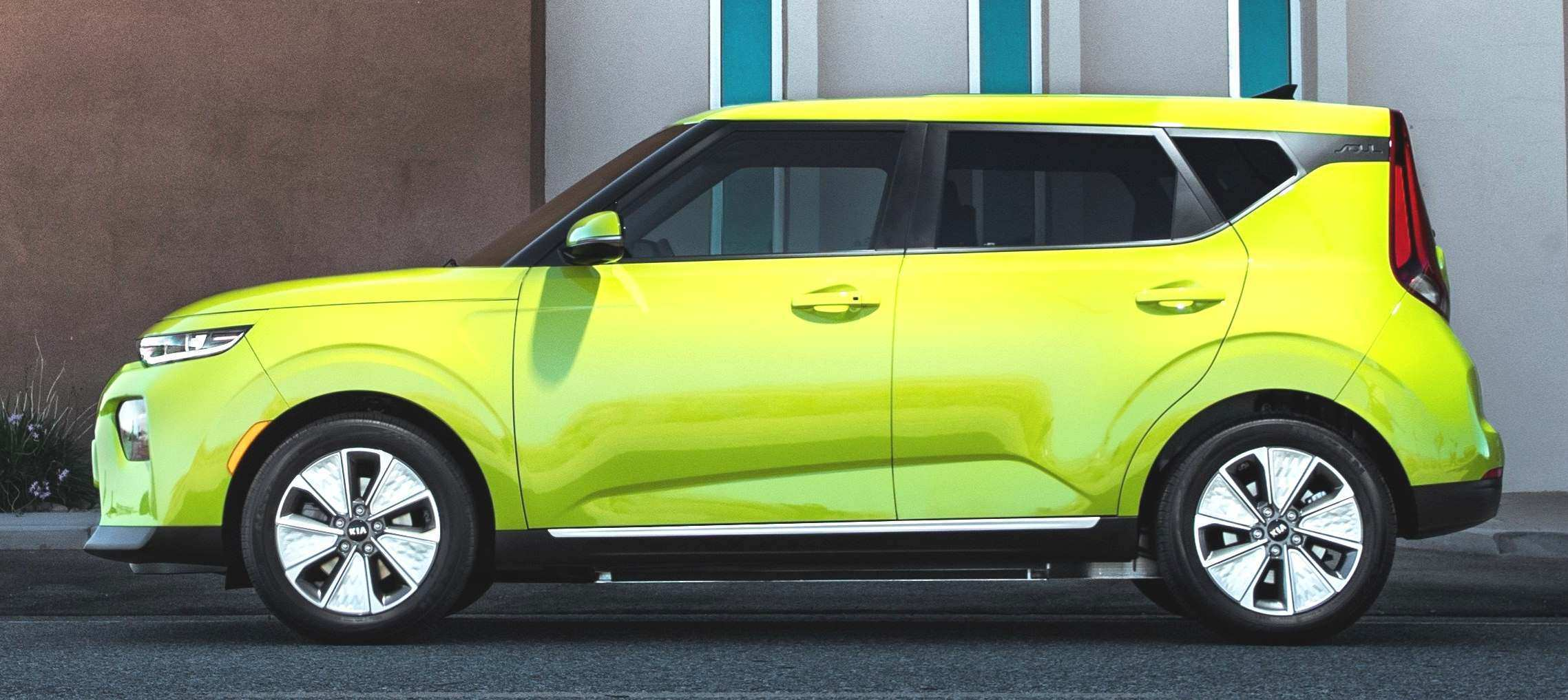 44 Concept of Kia Soul Ev 2020 Release with Kia Soul Ev 2020