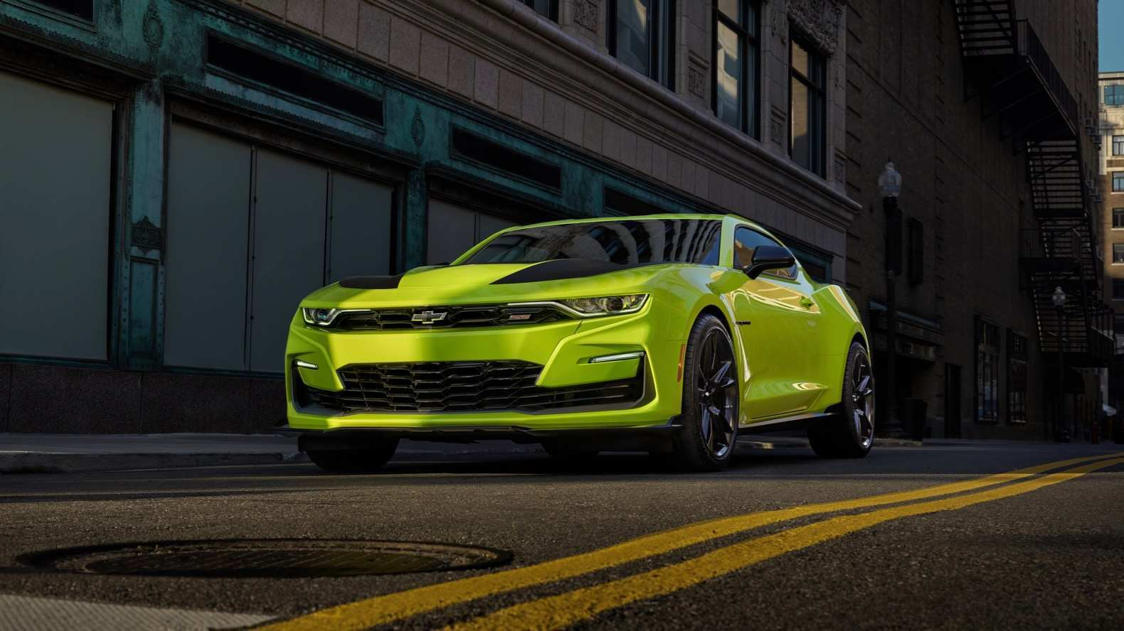 44 Gallery of 2020 The Camaro Ss Exterior for 2020 The Camaro Ss