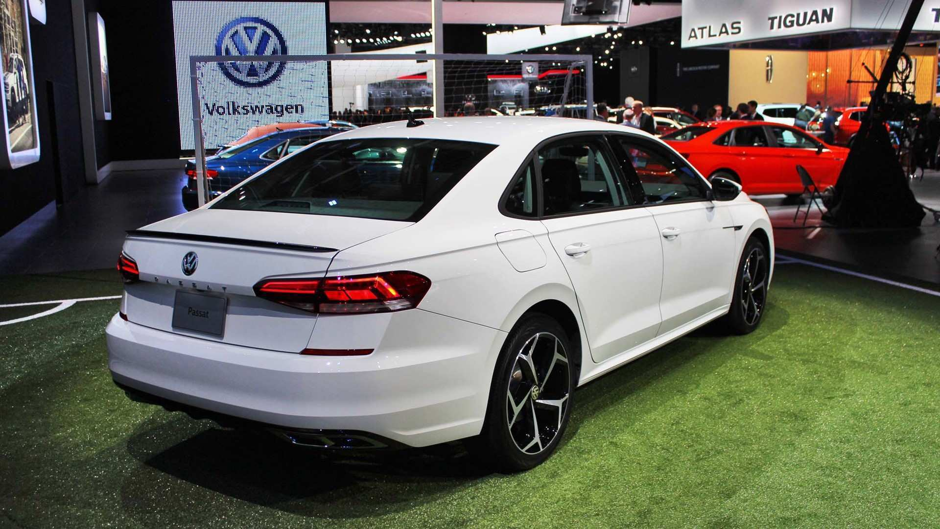 44 Gallery of 2020 VW Passat Gt Performance and New Engine with 2020 VW Passat Gt