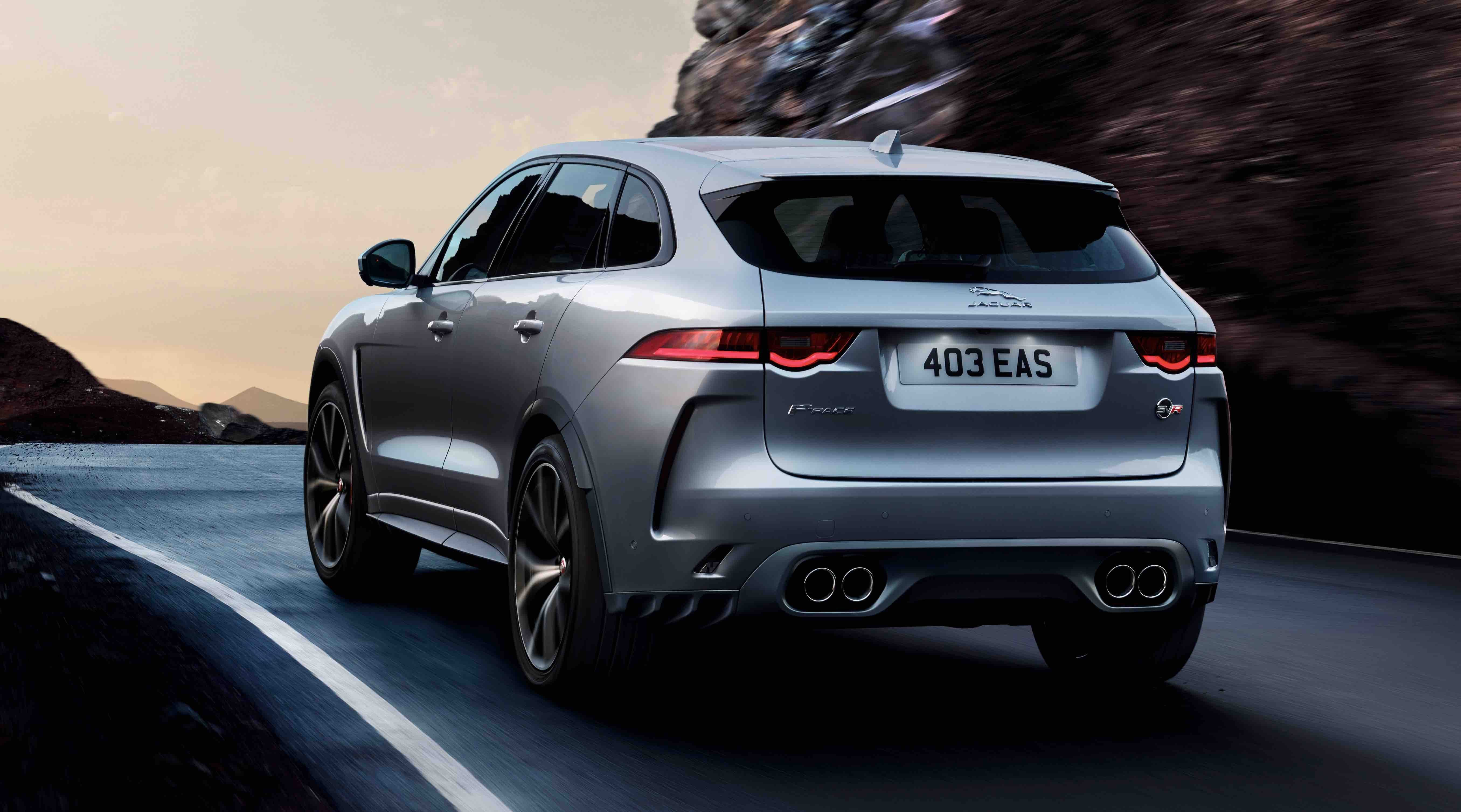 44 Gallery of Jaguar F Pace 2020 New Concept Photos for Jaguar F Pace 2020 New Concept