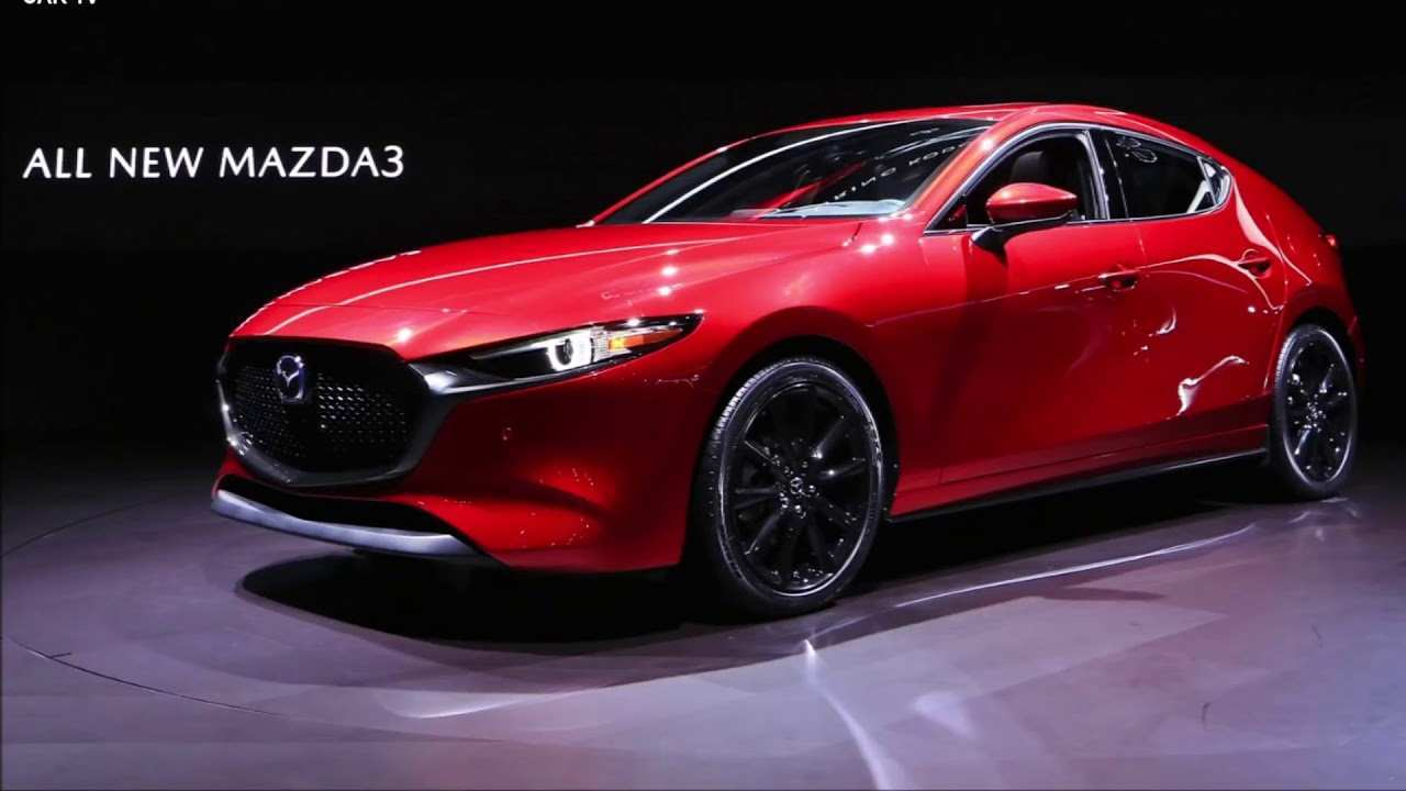 44 Gallery of Mazda New Exterior 2020 New Review by Mazda New Exterior 2020
