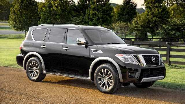 44 Great 2020 Nissan Armada New Concept by 2020 Nissan Armada