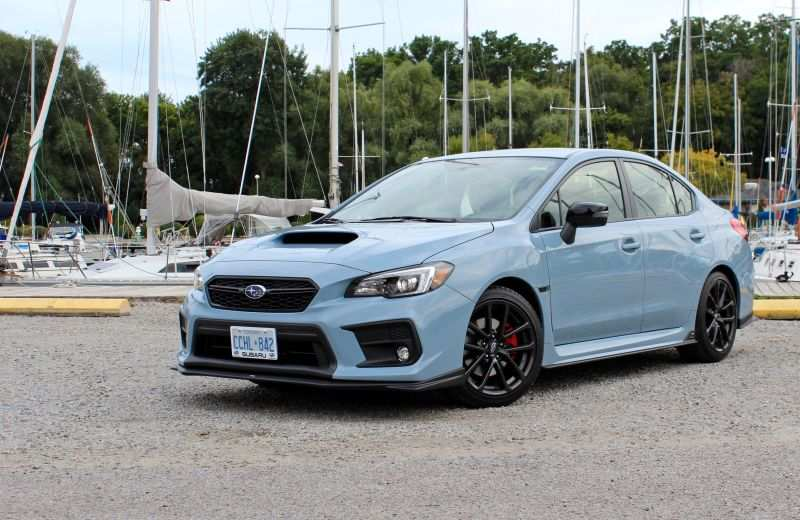 44 Great 2020 Subaru Wrx Raiu Edition Performance by 2020 Subaru Wrx Raiu Edition