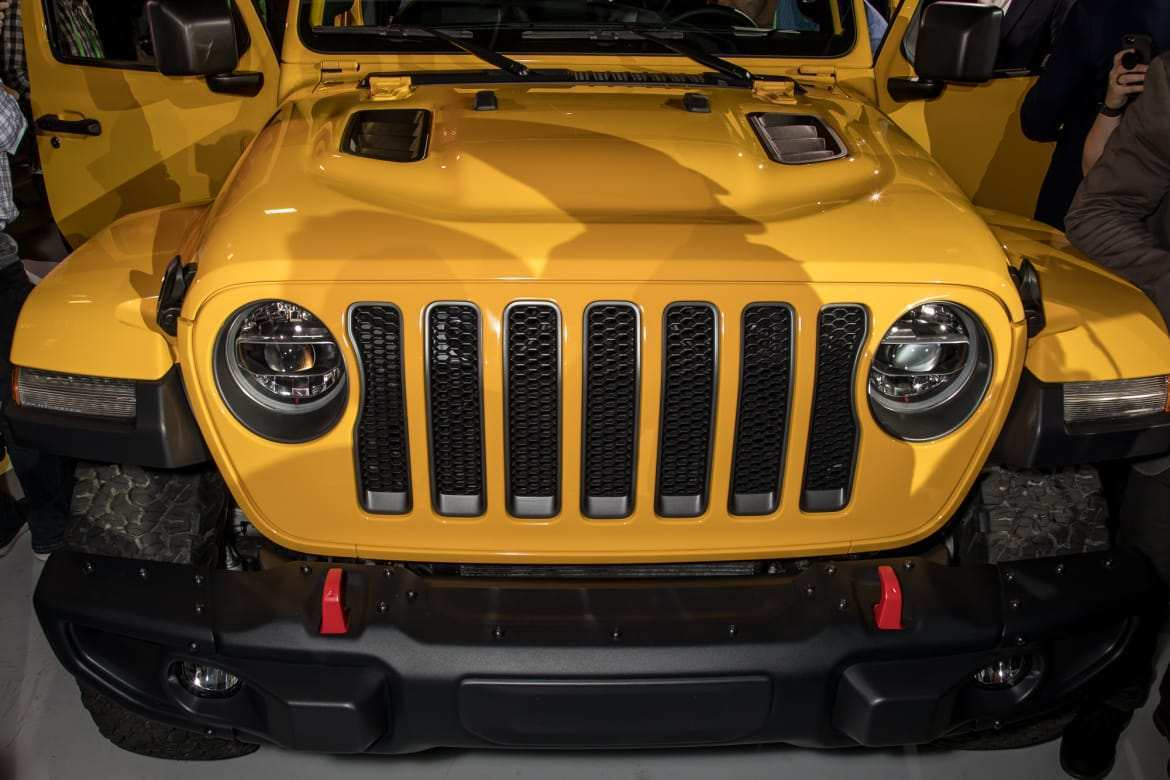 44 Great 2020 The Jeep Wrangler Rumors with 2020 The Jeep Wrangler
