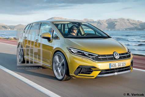 44 Great 2020 VW Sharan 2018 Review for 2020 VW Sharan 2018
