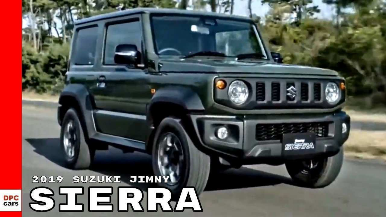 44 Great Suzuki Jimny 2020 Model Redesign and Concept for Suzuki Jimny 2020 Model