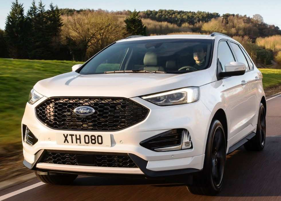 44 New 2020 Ford Edge Ratings for 2020 Ford Edge