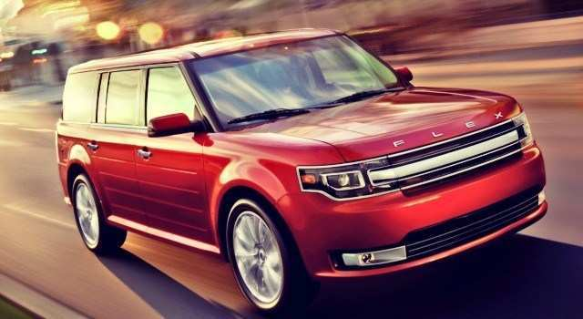 44 New 2020 Ford Flex Specs and Review by 2020 Ford Flex