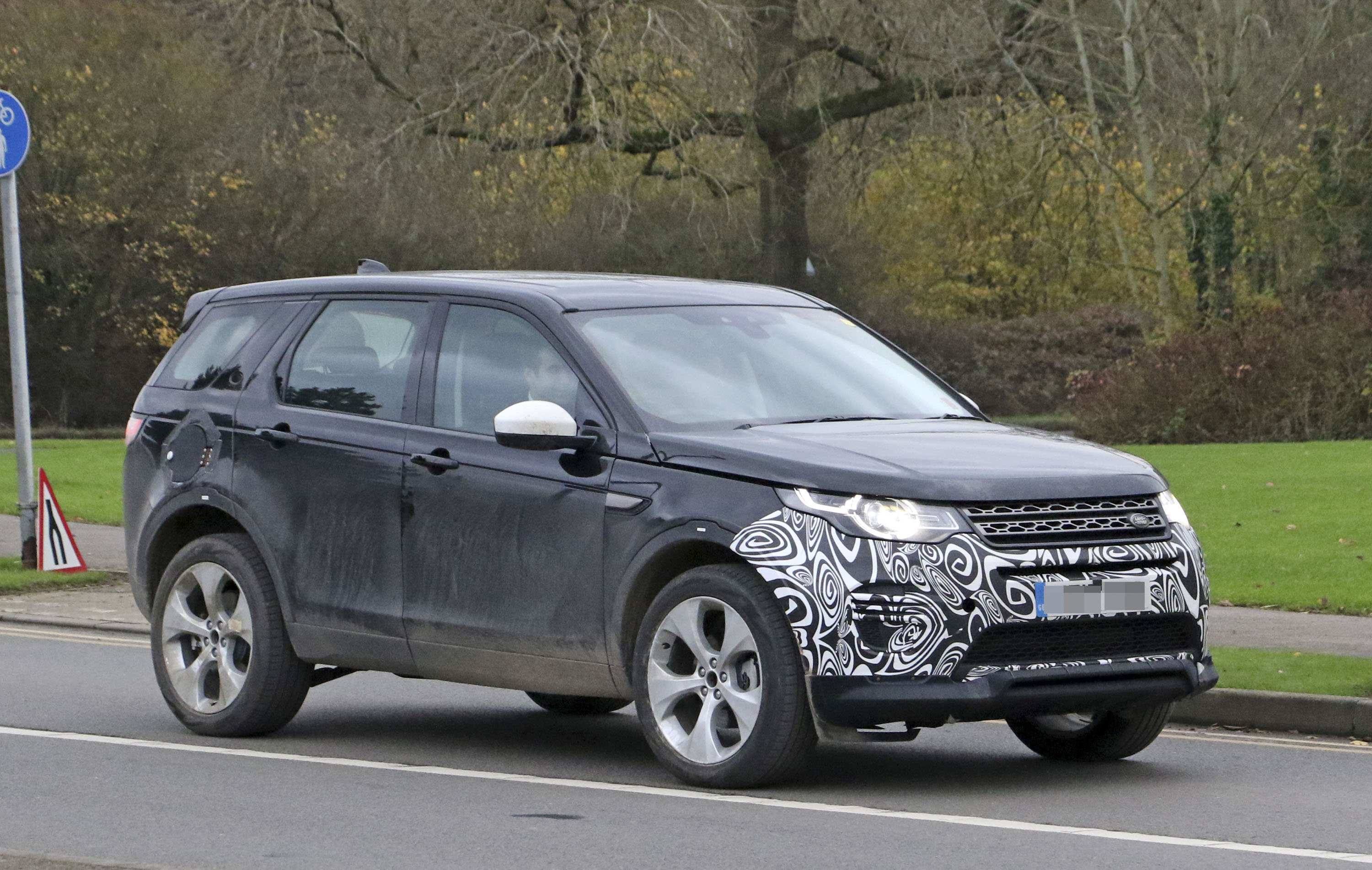 44 New 2020 Land Rover Discovery Photos for 2020 Land Rover Discovery