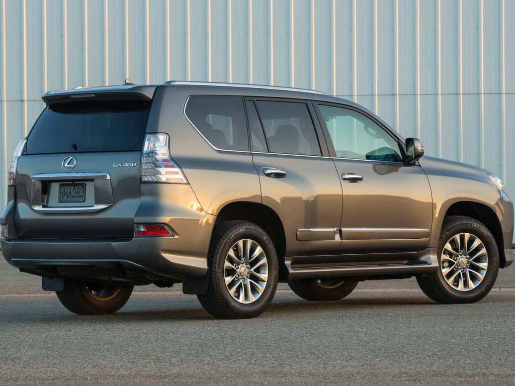 44 New 2020 Lexus Gx470 New Concept by 2020 Lexus Gx470