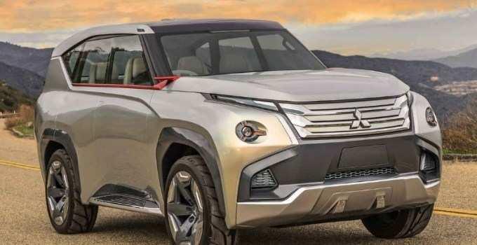 44 New 2020 Mitsubishi Montero Specs with 2020 Mitsubishi Montero