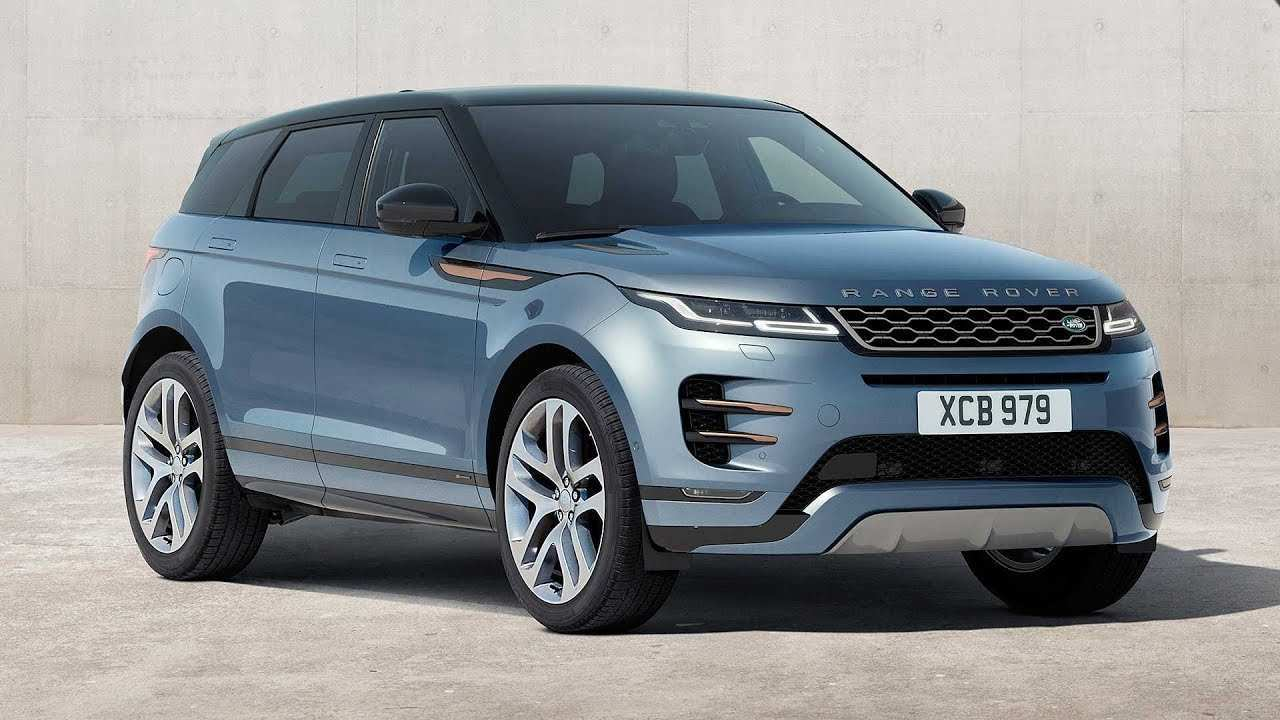 44 New 2020 Range Rover Evoque Prices for 2020 Range Rover Evoque