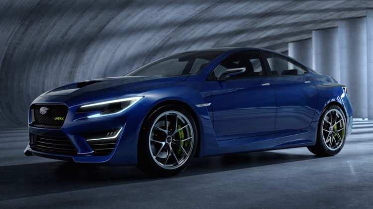 44 New Sti Subaru 2020 Specs by Sti Subaru 2020