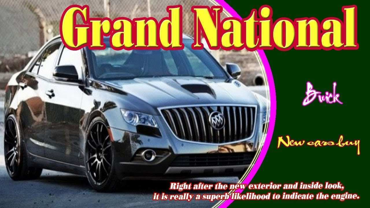 44 The 2020 Buick Grand National Gnxprice Reviews for 2020 Buick Grand National Gnxprice