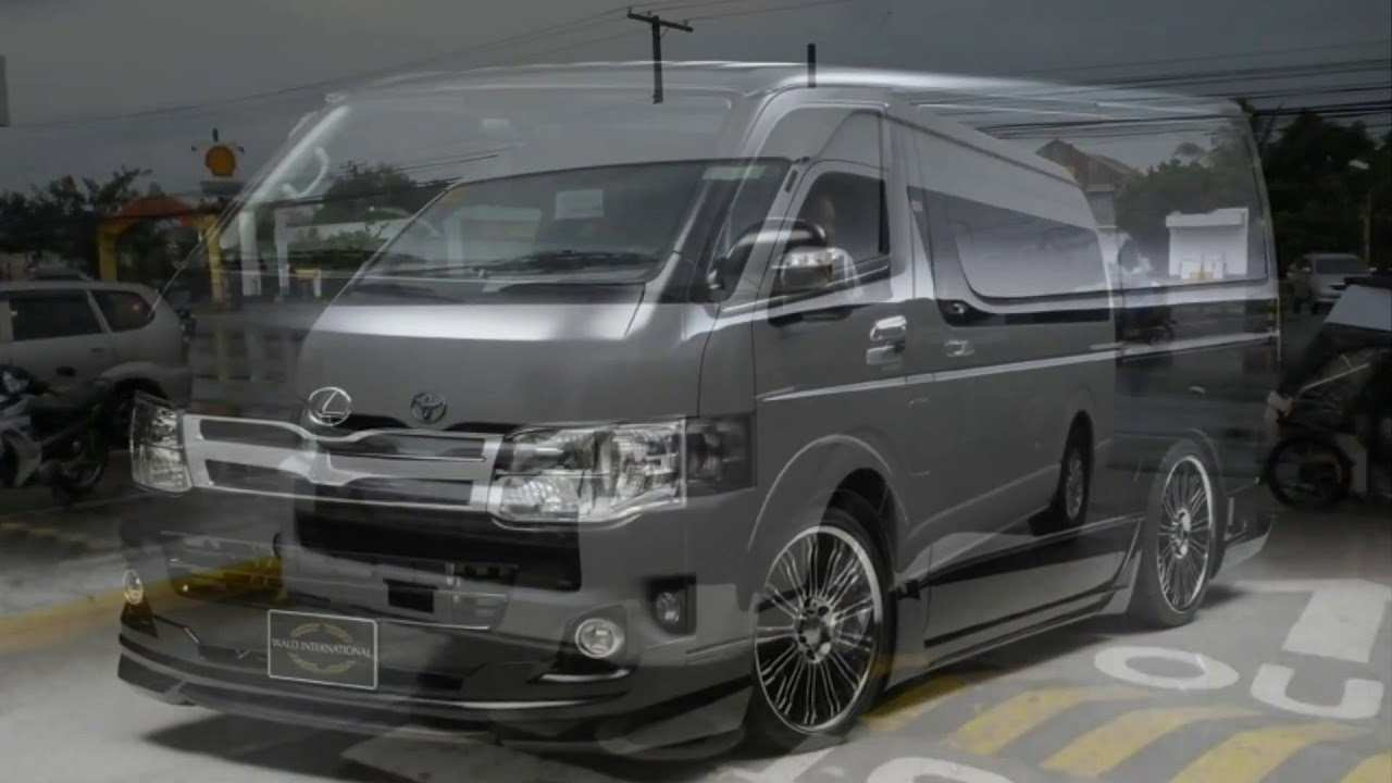 44 The 2020 Toyota Hiace 2018 Prices for 2020 Toyota Hiace 2018