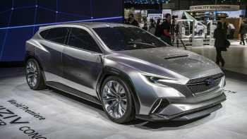 44 The Subaru Viziv 2020 Performance and New Engine for Subaru Viziv 2020