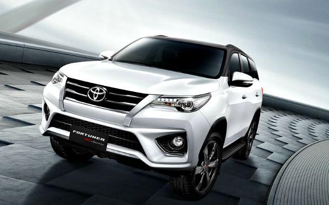 44 The Toyota Fortuner 2020 Facelift Pictures for Toyota Fortuner 2020 Facelift