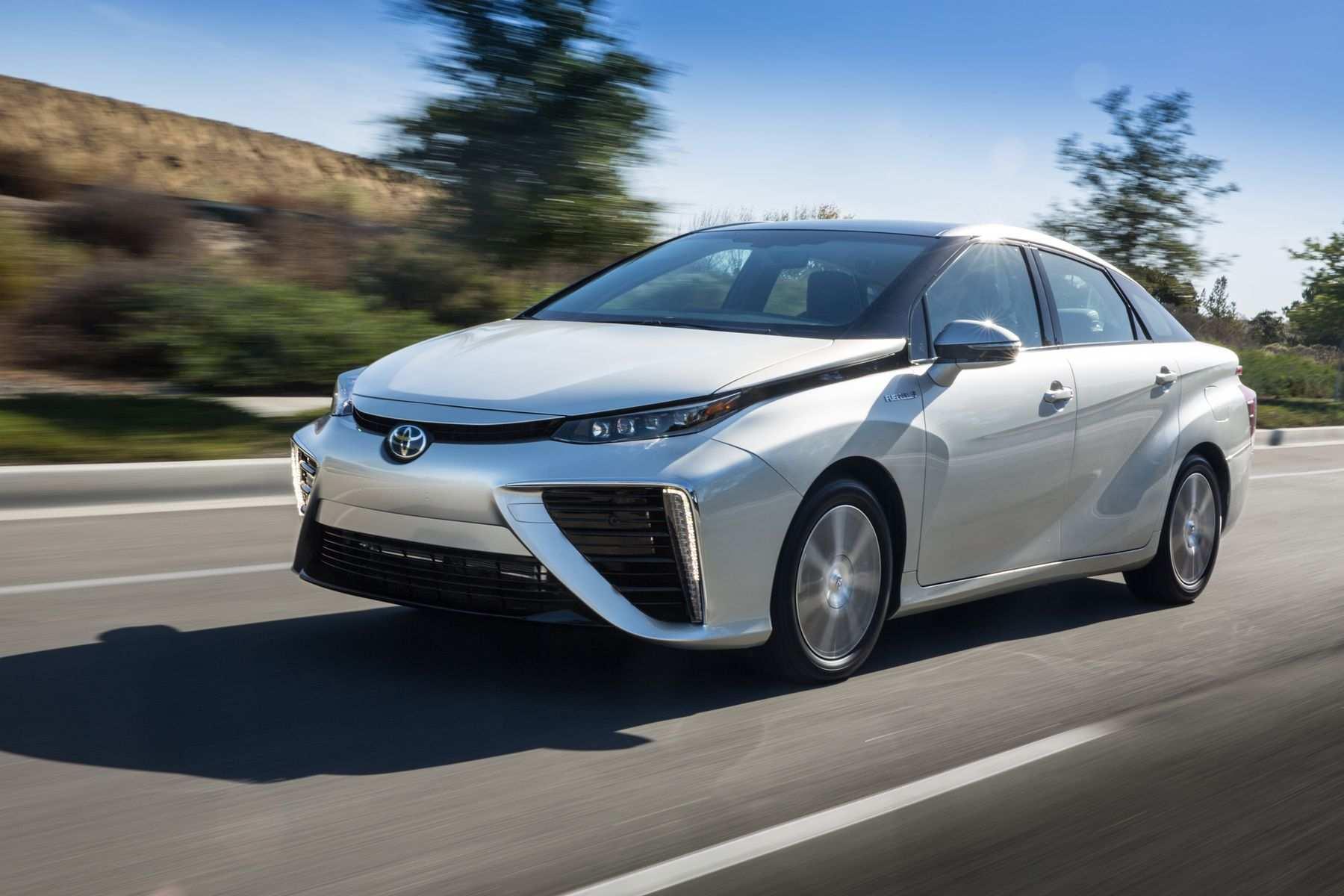 44 The Toyota Mirai 2020 Spesification with Toyota Mirai 2020