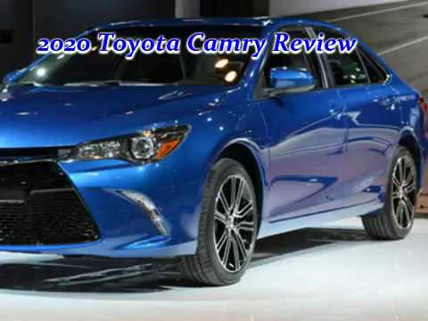 45 All New 2020 All Toyota Camry New Concept by 2020 All Toyota Camry