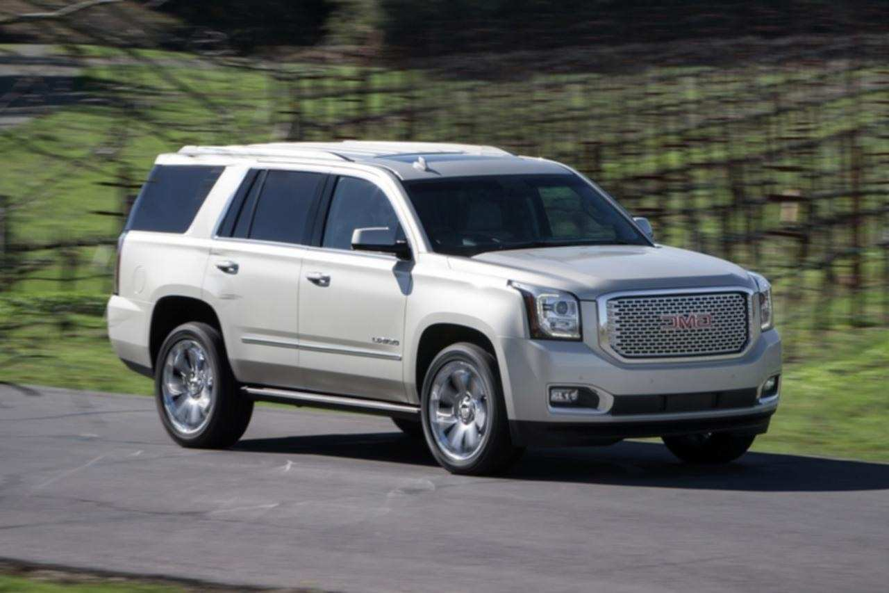 45 All New 2020 GMC Yukon Denali Xl Exterior with 2020 GMC Yukon Denali Xl