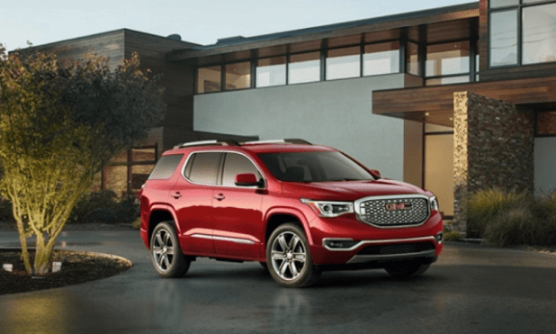 45 All New 2020 Gmc Acadia Denali Redesign with 2020 Gmc Acadia Denali