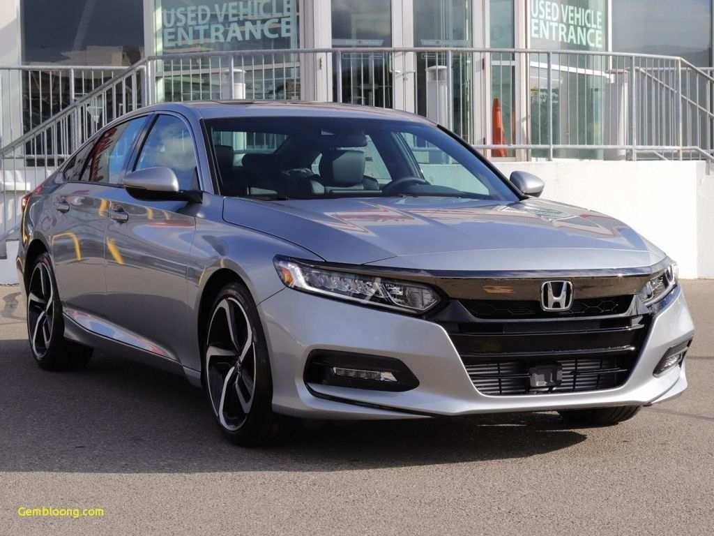 45 All New 2020 Honda Accord Coupe Spirior Overview with 2020 Honda Accord Coupe Spirior
