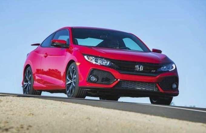 45 All New 2020 Honda Civic Si Sedan New Review by 2020 Honda Civic Si Sedan