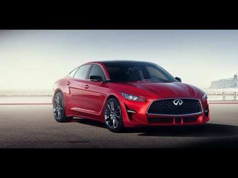 45 All New 2020 Infiniti Red Sport Release Date with 2020 Infiniti Red Sport
