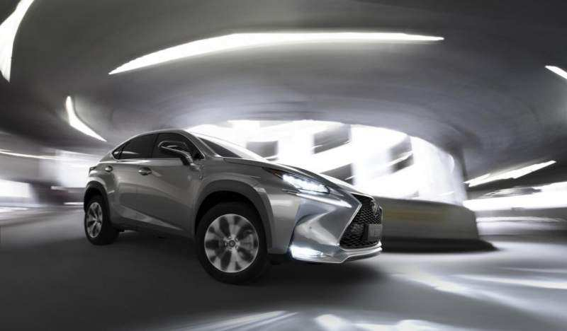 45 All New 2020 Lexus Nx Style by 2020 Lexus Nx