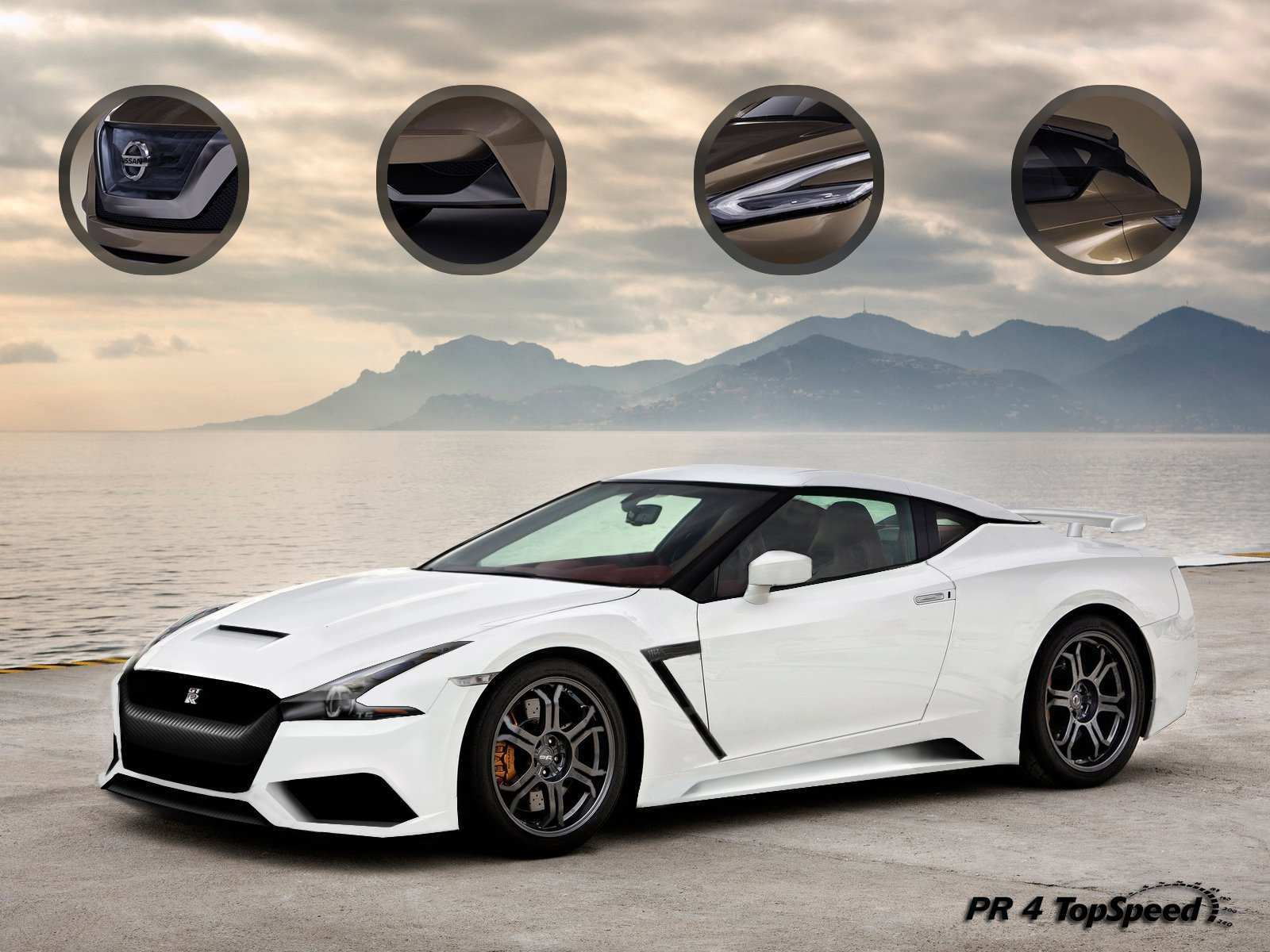 45 All New 2020 Nissan Gtr Nismo Hybrid Redesign and Concept for 2020 Nissan Gtr Nismo Hybrid