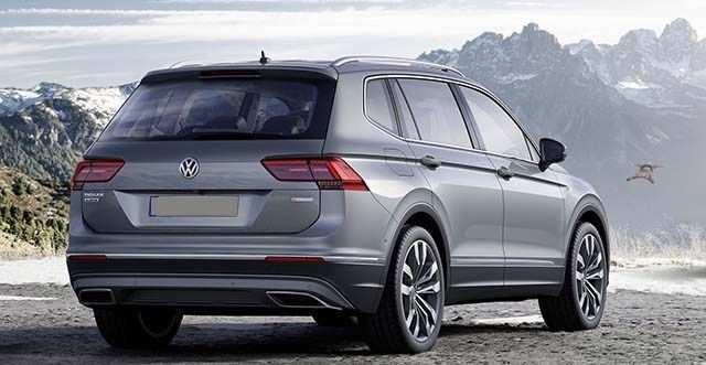 45 All New 2020 Volkswagen Tiguan Research New for 2020 Volkswagen Tiguan