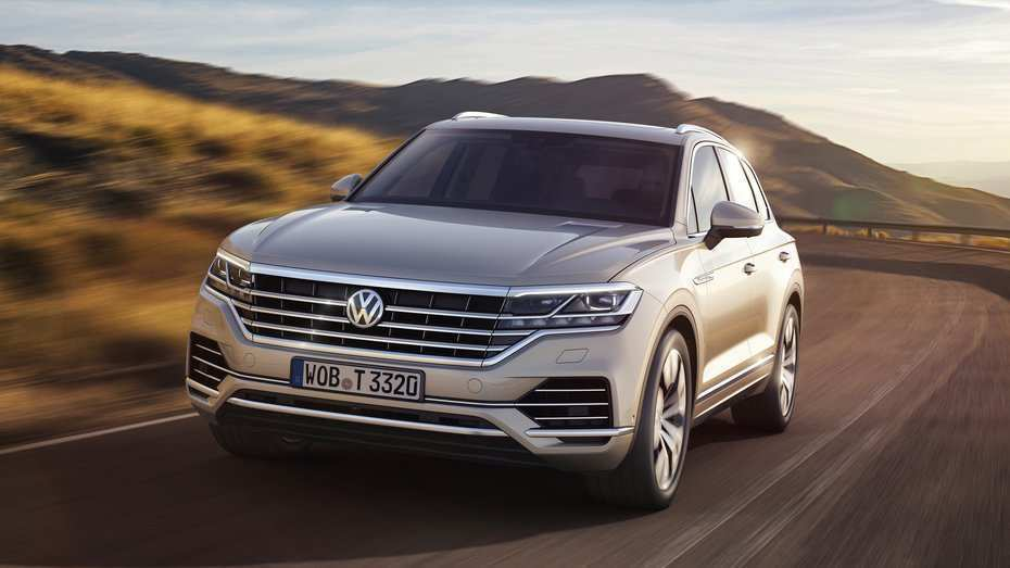 45 All New Volkswagen 2020 Touareg Exterior Model by Volkswagen 2020 Touareg Exterior