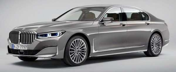 45 Best Review 2020 BMW 750Li Xdrive Redesign with 2020 BMW 750Li Xdrive
