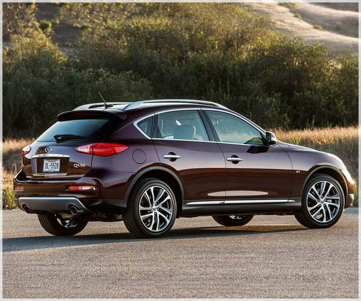 45 Best Review 2020 Infiniti Qx50 Exterior Overview by 2020 Infiniti Qx50 Exterior