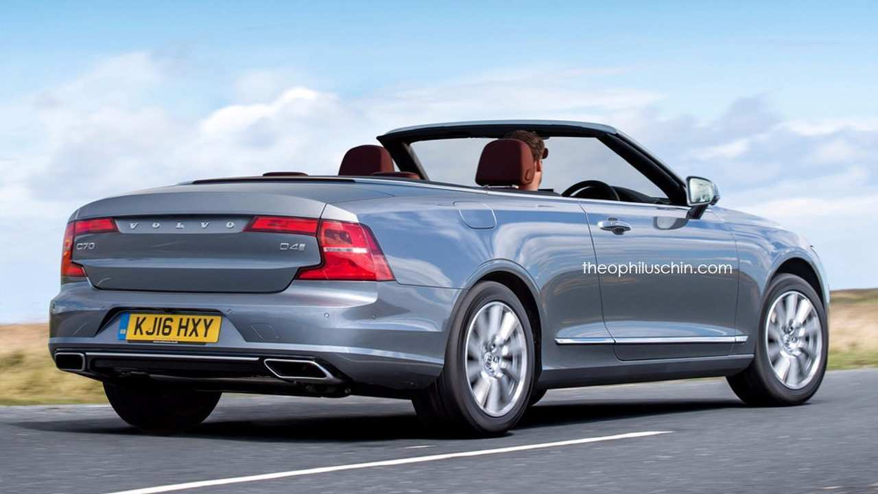 45 Best Review Volvo C70 2020 Release with Volvo C70 2020