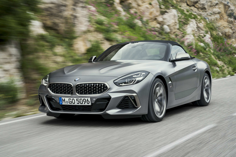 45 Concept of 2020 BMW Z4 Research New by 2020 BMW Z4