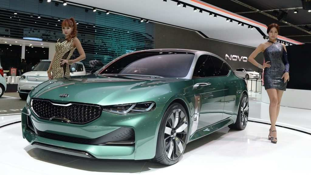 45 Concept of 2020 Kia Quoris Rumors for 2020 Kia Quoris