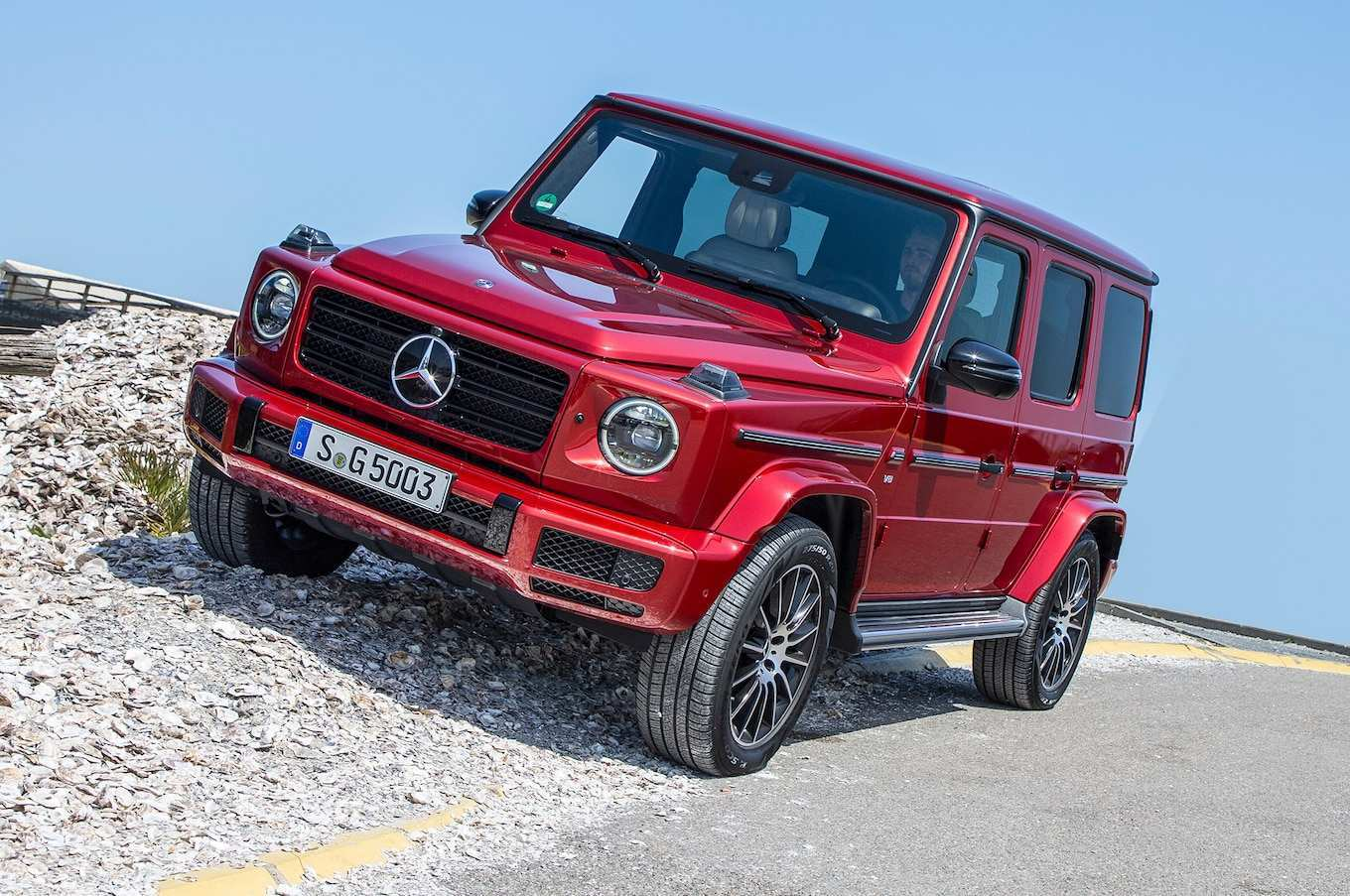 45 Concept of 2020 Mercedes G Wagon Exterior Date Redesign and Concept for 2020 Mercedes G Wagon Exterior Date