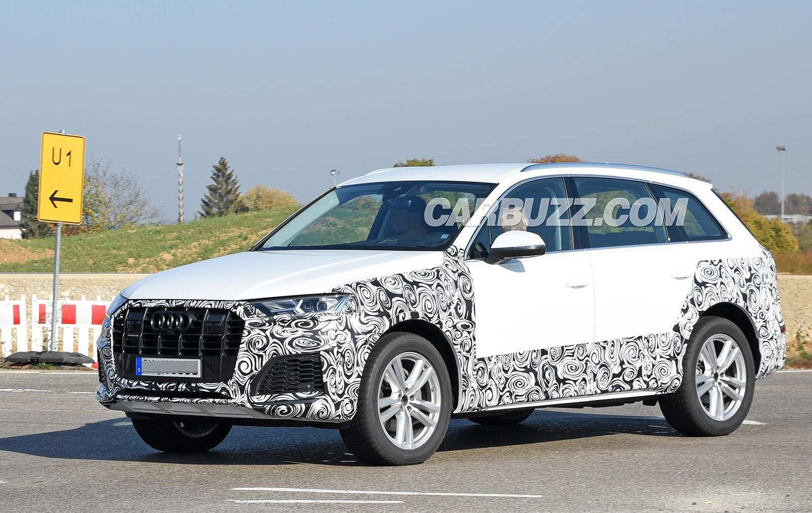 45 Gallery of 2020 Audi Q7 Release Date by 2020 Audi Q7